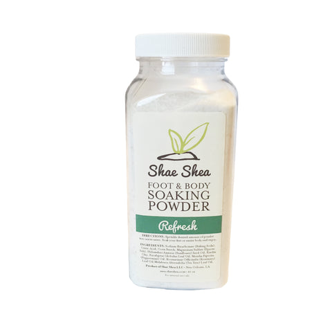 Foot & Body Soaking Powder