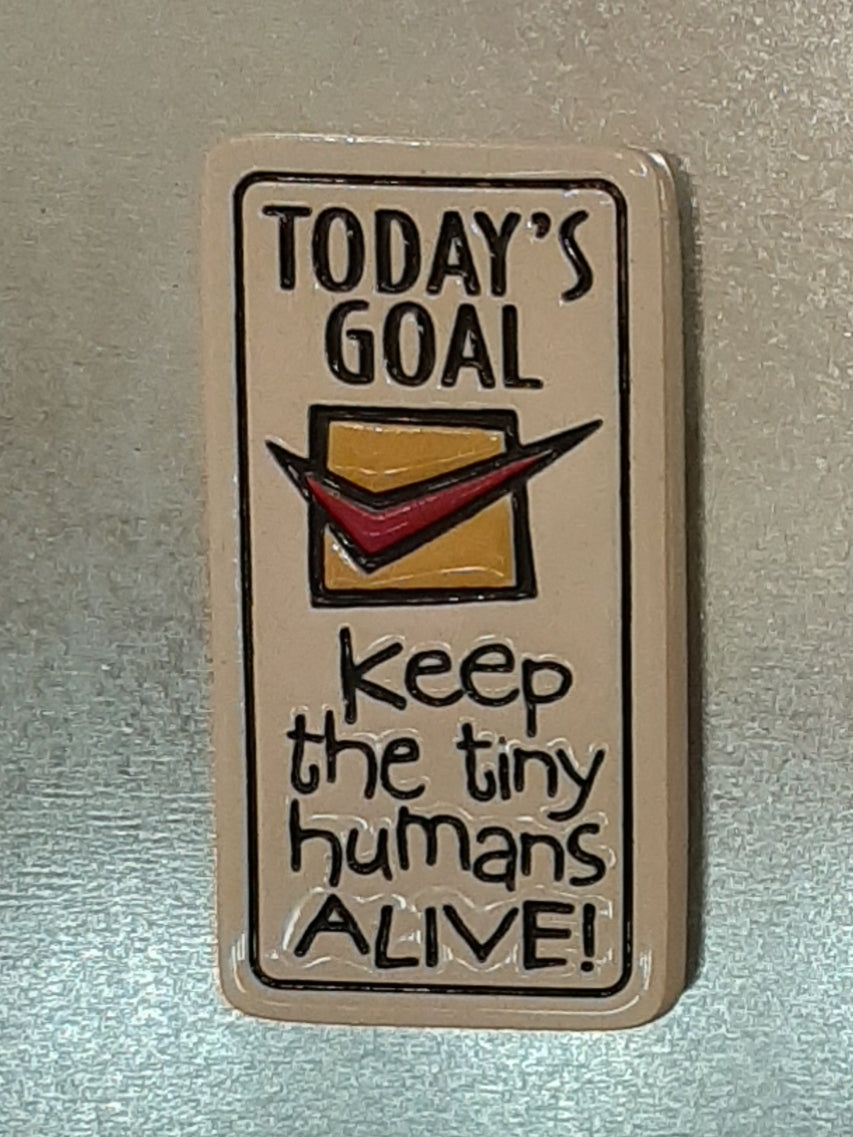 Today's goal magnet