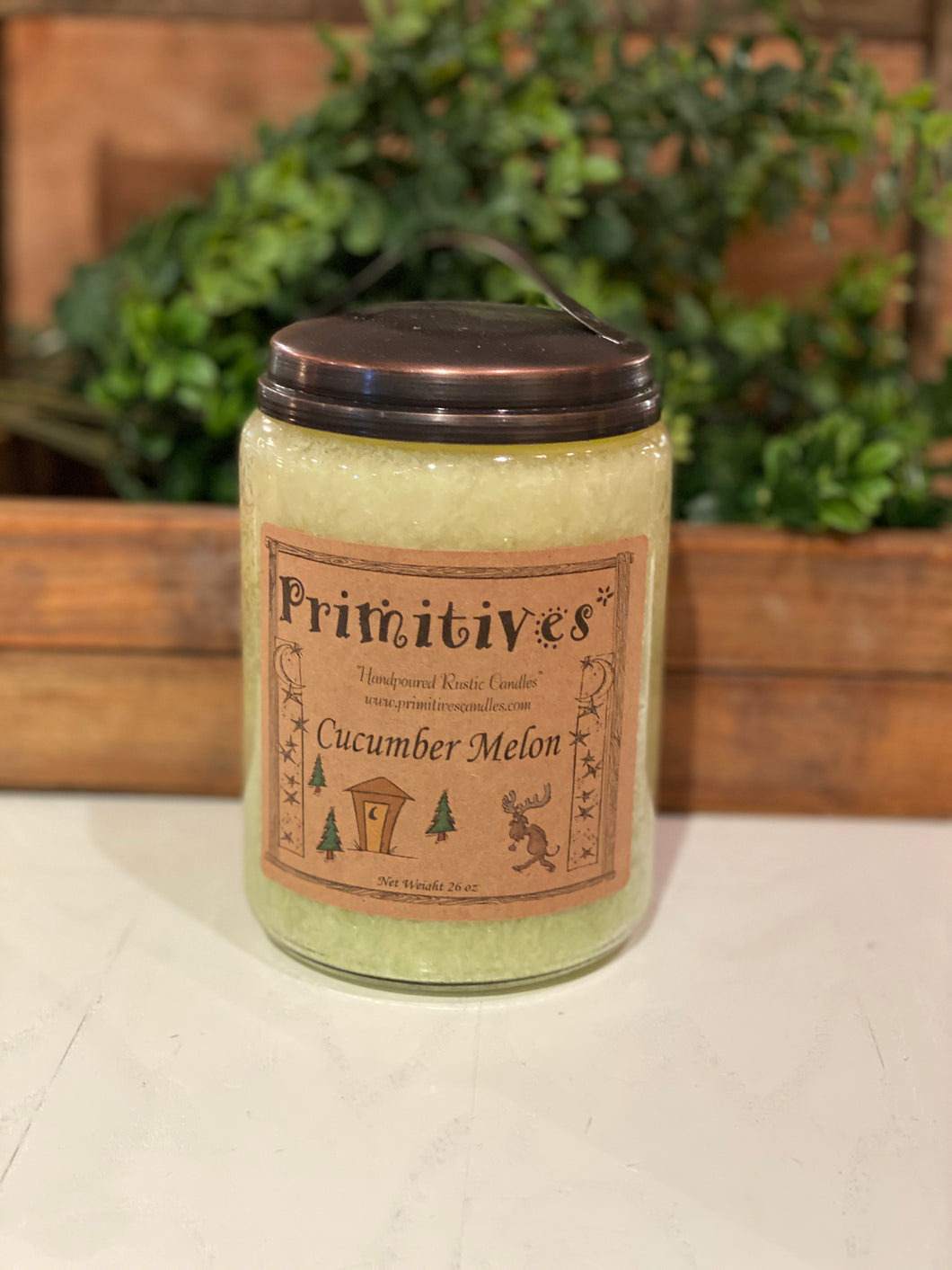 Cucumber Melon 26oz Candle