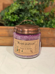 Twig and Berries 16oz Candle