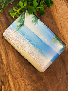 Beach Armored Wallet