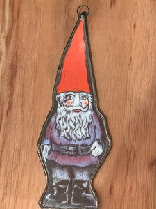 Hanging Red Hat Gnome