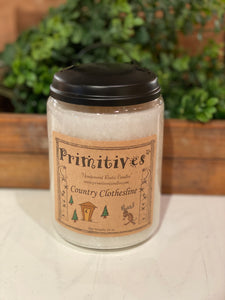 Country Clothesline 26oz Candle