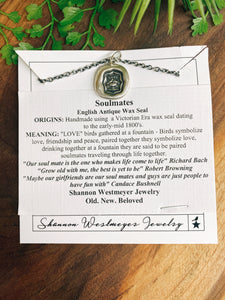 Shannon Westmeyer: Soulmates Wax Seal