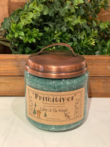 Cabin in the Woods 16oz. Candle