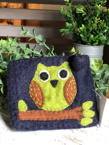 Change Purse: Owl