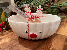 Load image into Gallery viewer, Reindeer Dip Bowl