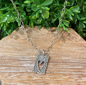 Beauty From Ashes Pendant Necklace