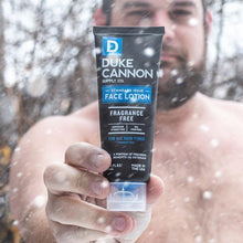 Load image into Gallery viewer, Duke Cannon Face Lotion