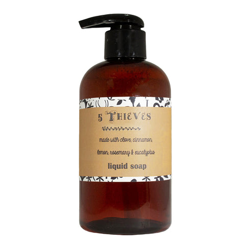 5 Thieves Liquid Soap