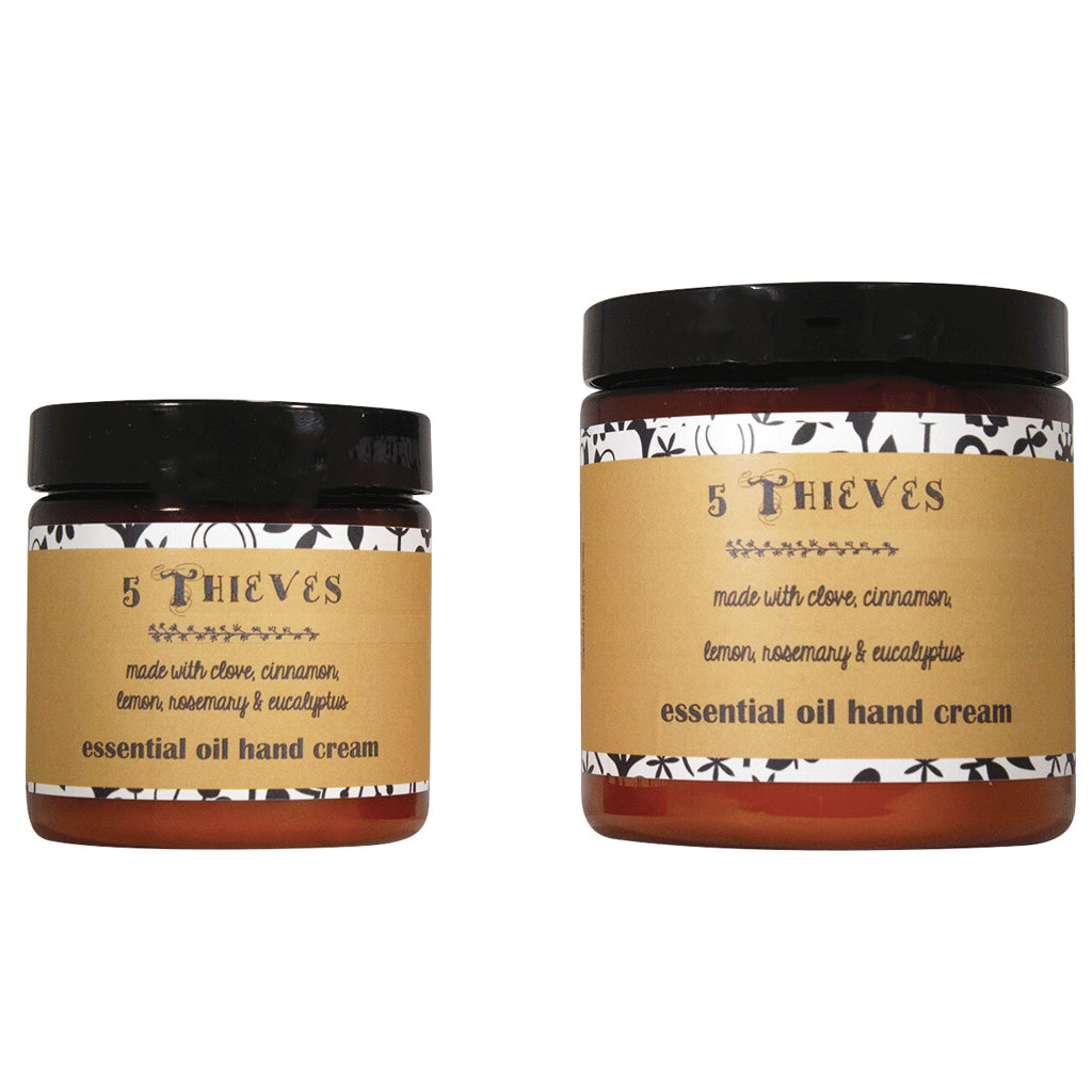 5 Thieves Essential Oil Cream