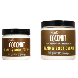 Aruba Coconut Cream