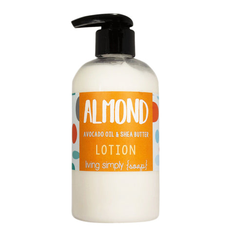 Almond Lotion
