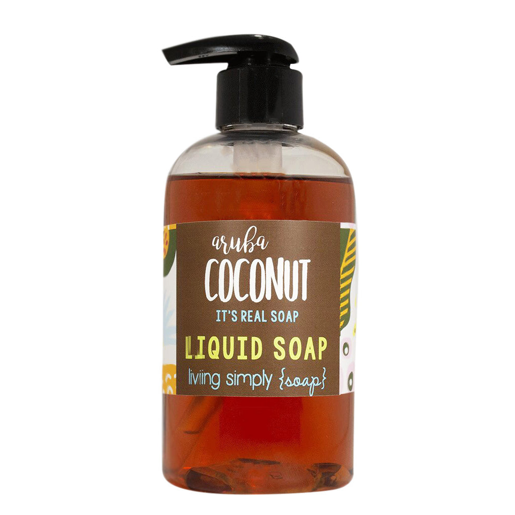 Aruba Coconut Liquid Soap