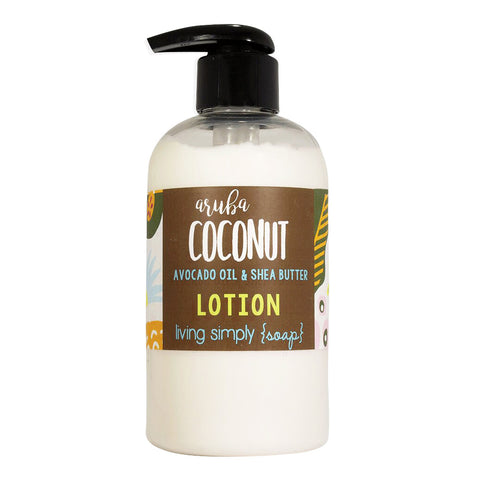 Aruba Coconut Lotion
