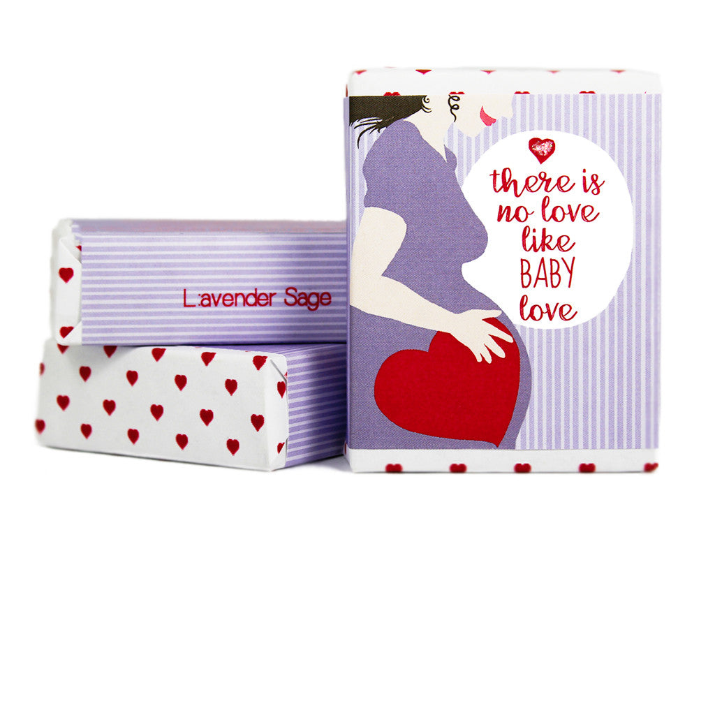 Baby Love Gift Soap