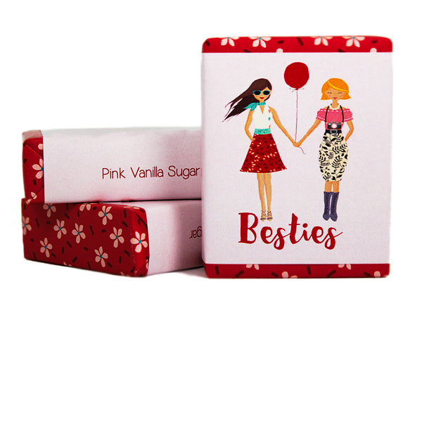 Besties Gift Soap