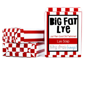 Big Fat Lye Soap