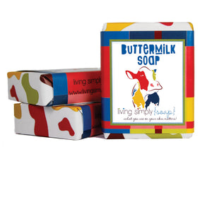 Buttermilk Bar Soap
