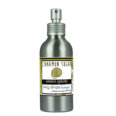Cinnamon Sugar Spray