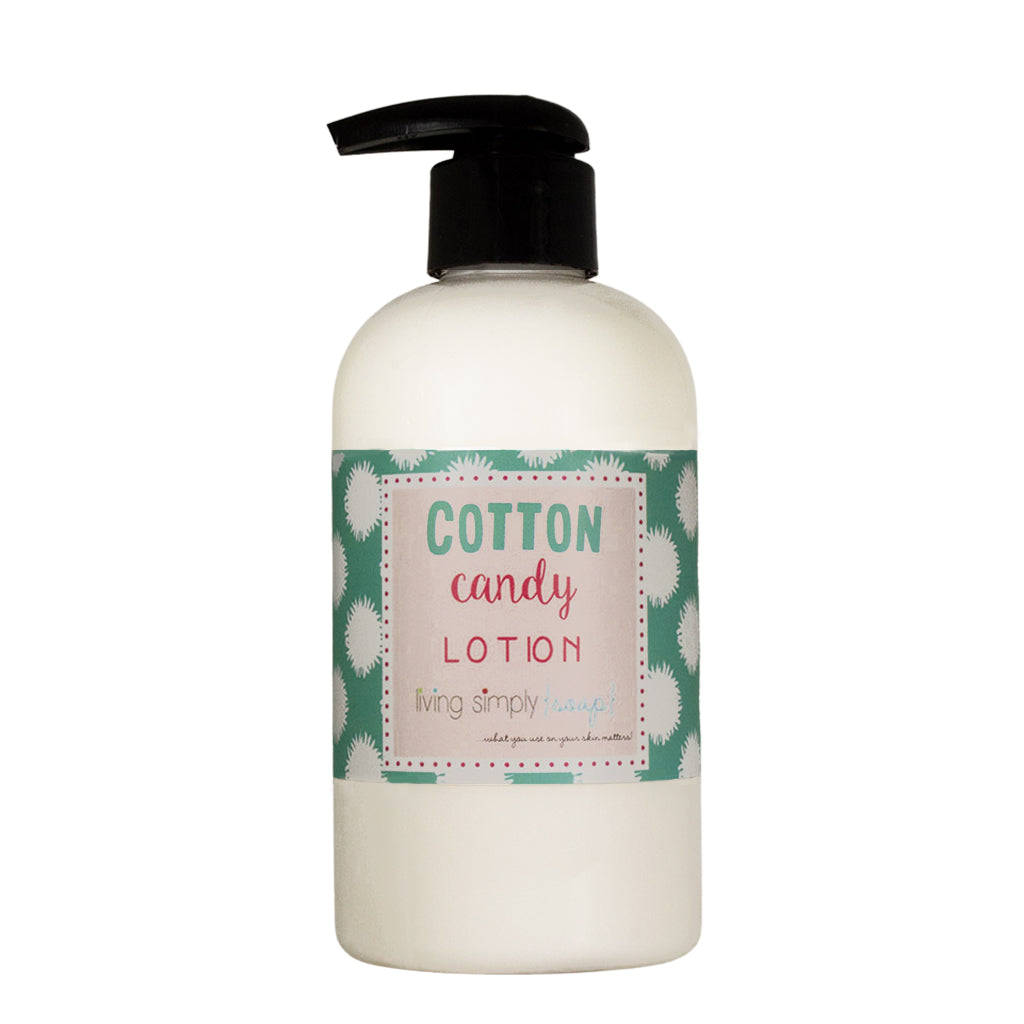 Cotton Candy Lotion