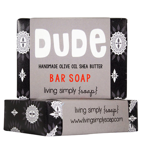 Dude Bar Soap