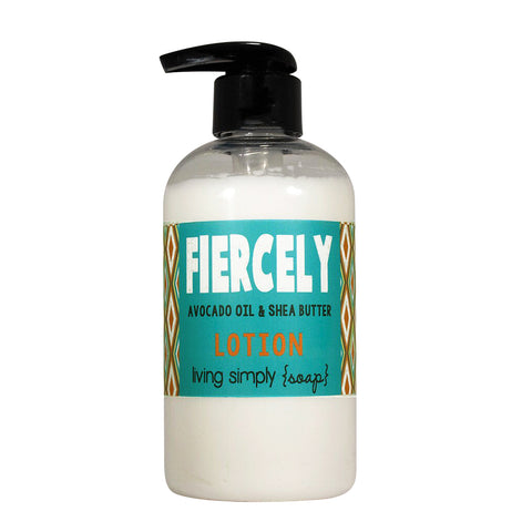 Fiercely Lotion