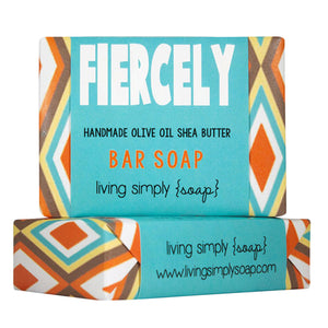 Fiercely Soap