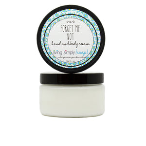 Forget Me Not Cream
