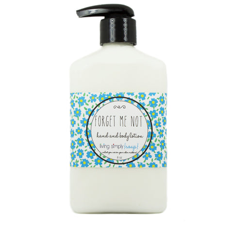 Forget Me Not Lotion