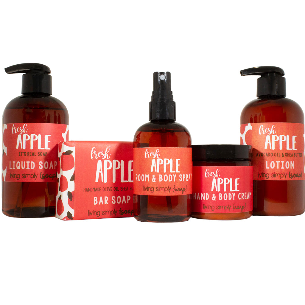 Fresh Apple Collection