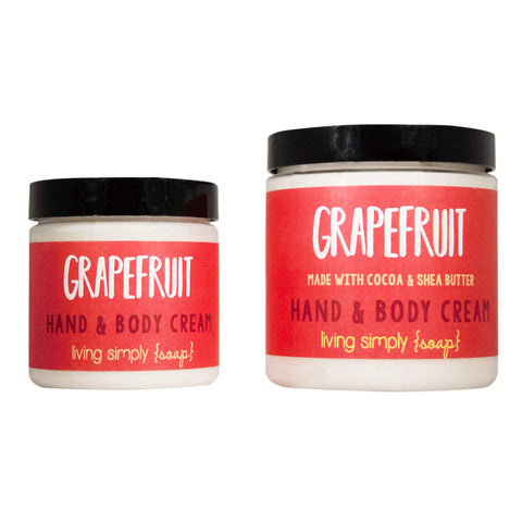 Grapefruit Cream
