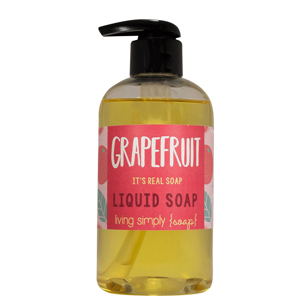 Grapefruit Liquid Soap
