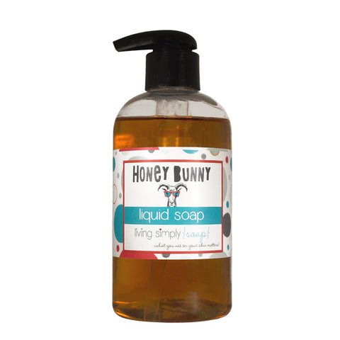Honey Bunny Liquid Soap