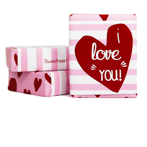 I Love You Gift Soap