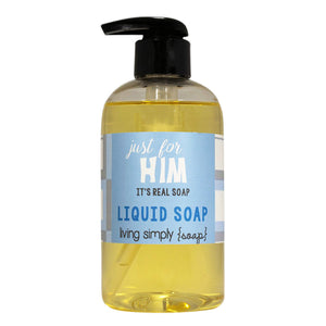 Just for Him Liquid Soap
