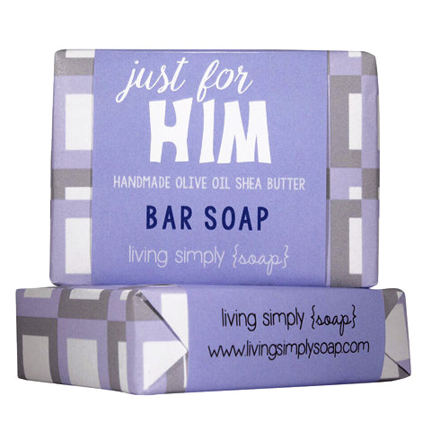 Just for Him Soap