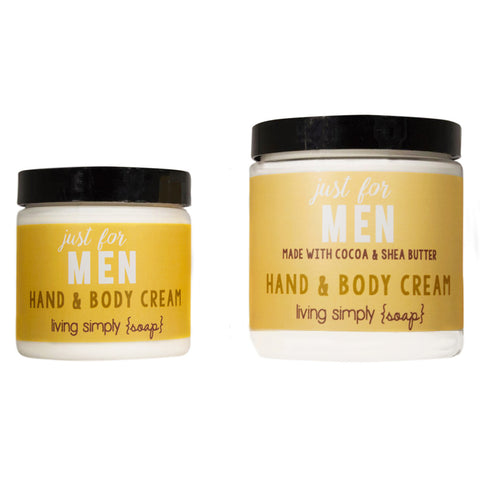 Just for Men Cream