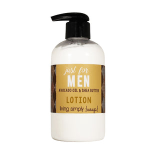 Just for Men Lotion