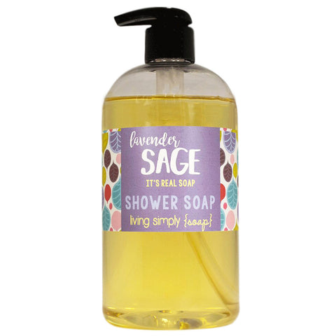 Shower Soap