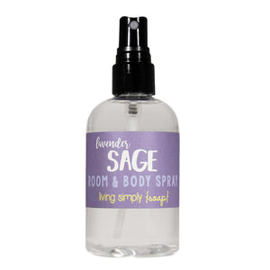 Lavender Sage Spray