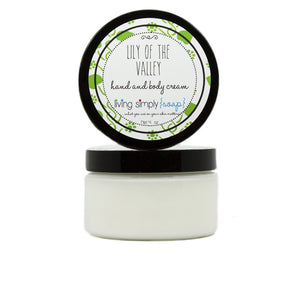 Lily of the Valley Cream