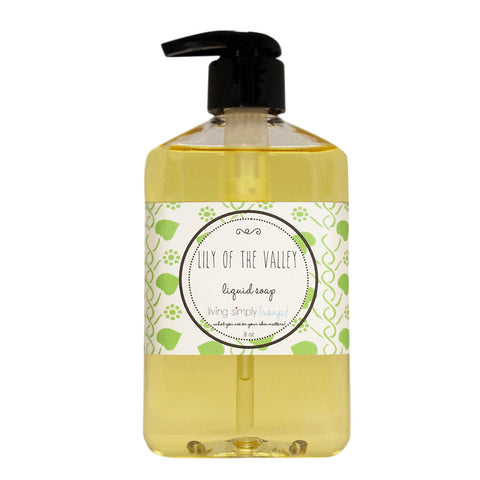 Lily of the Valley Liquid Soap