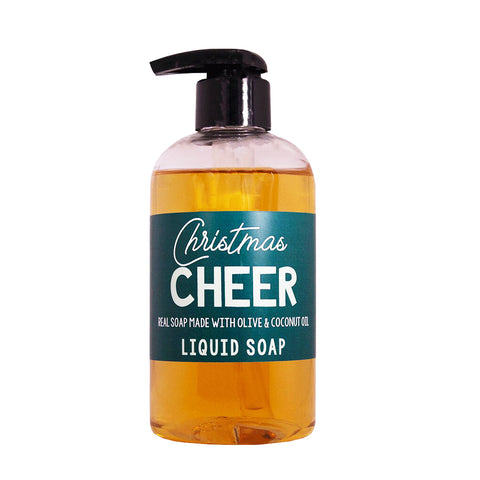 Christmas Cheer Liquid Soap