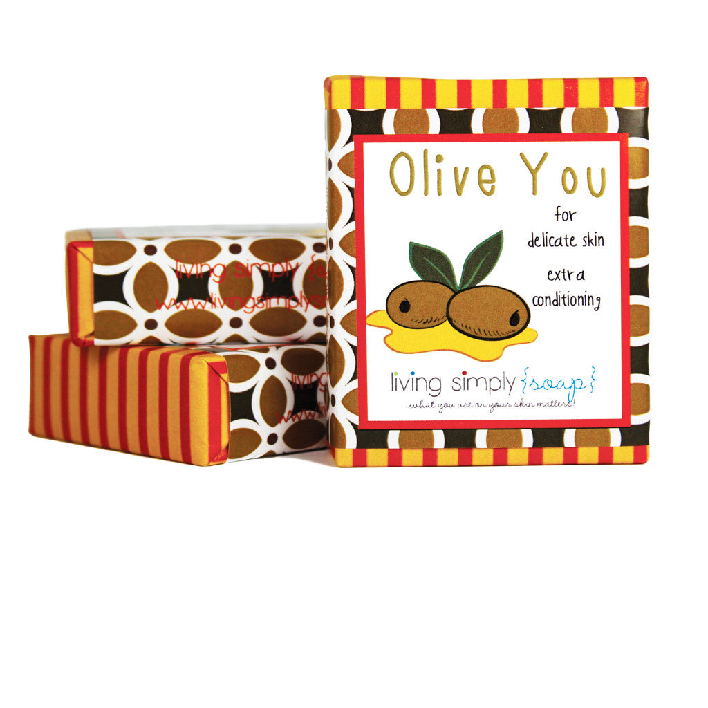 Olive You Soap