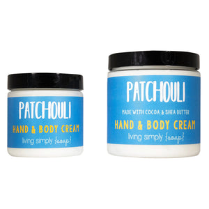 Patchouli Cream