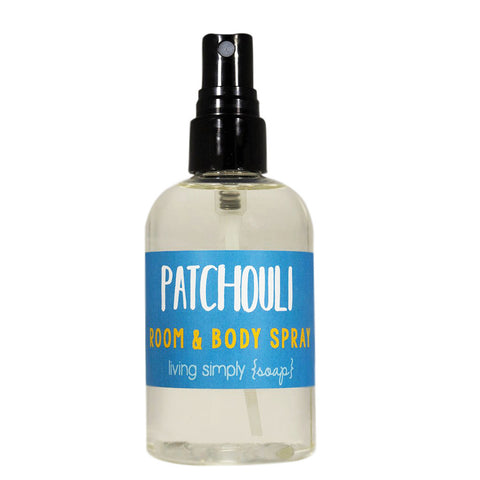 Patchouli Spray