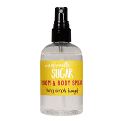 Warm Vanilla Sugar Spray