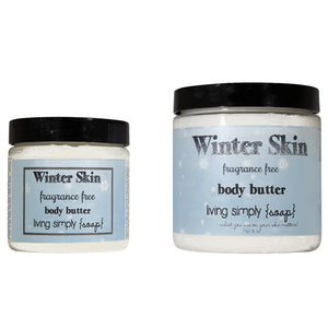 Winter Skin Cream