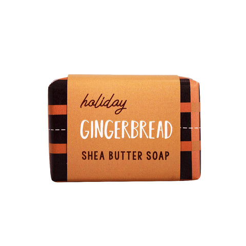 Holiday Gingerbread Bar Soap